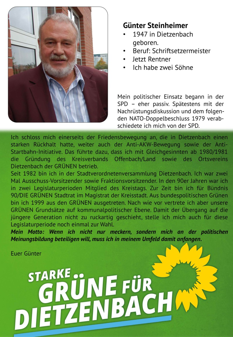 Günter Steinheimer